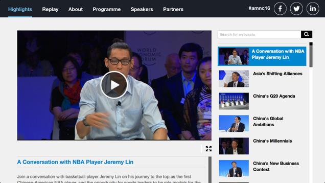 Livestream API